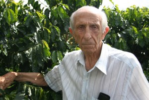 Coffee Producer in Matas de Minas in Brazil