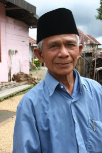 Indonesian Coffee Grower in Aceh