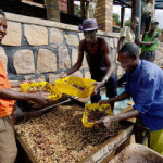 As Rwanda Rebuilds Country Through Coffee Production is Up