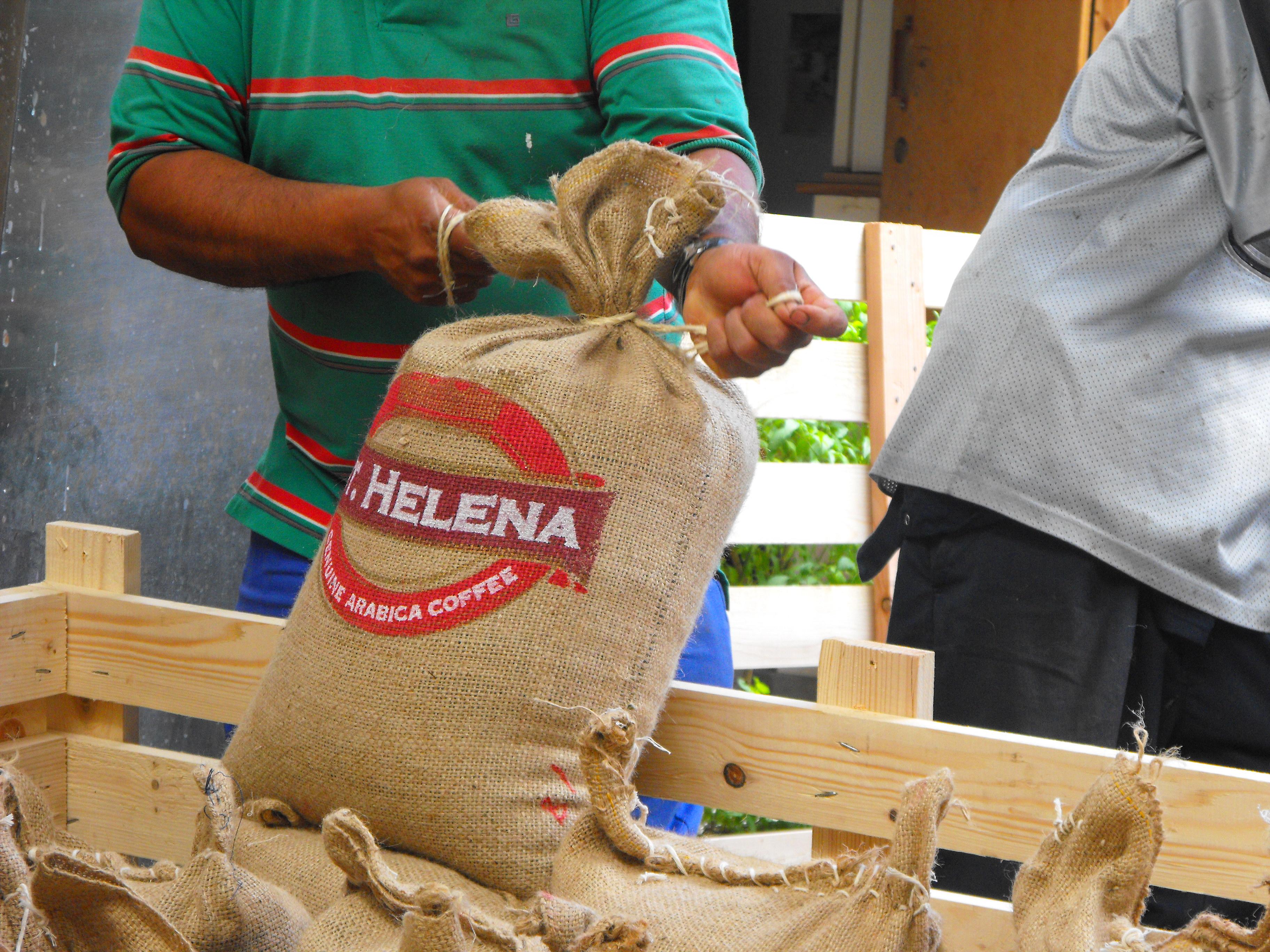 St Helena Coffee Company S Island