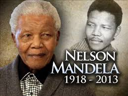 """Rest in Peace Madiba — I am honored to have lived in your lifetime!"""