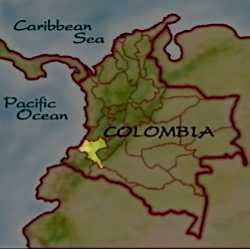 ColombiaPopayanCauca