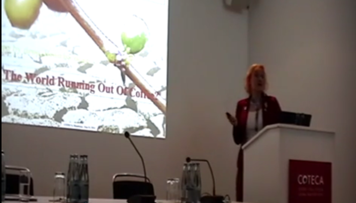 VIDEO: The World is Running Out of Coffee – 2014-15 Coffee Market Outlook LIVE From COTECA in Hamburg