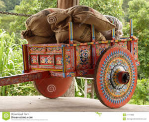 http://www.dreamstime.com/stock-photos-costa-rican-ox-cart-loaded-coffee-bags-image21777683