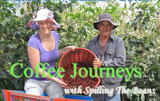 New E-Book: Coffee Journeys with Spilling The Beans – BUY it Here!
