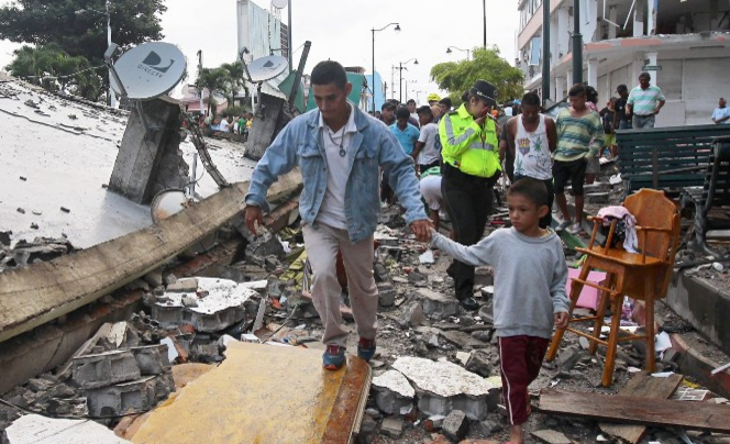 Ecuador Hit By Massive 7.8 Quake, Coffee Regions Escape Damage But Death Toll Rises To 413, Help Needed