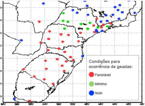 BREAKING: Frost Alert EXTENDED For Brazil's Southern Coffee Belt Until Tue As New World 2016-17 Outlook In Shambles