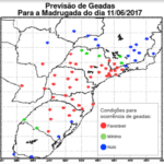 BREAKING: First Frost Of 2017 Hits Brazil Coffee Regions In Sao Paulo, Parana
